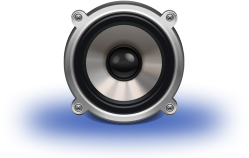 speaker-icon-2 - blue