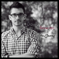 David Bawiec - The Journey CD cover